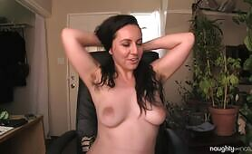 NaughtyNatural Nikki Silver Candid Interview