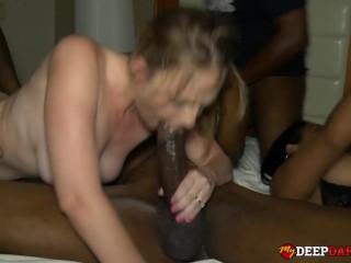 MDDS humongous Tit MILF Hardcore Interracial Orgy Fuck Fest