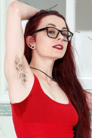 atk Ivy Addams - Sweaty Hairy Women
